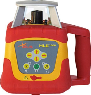 Pacific Laser Systems PLS HLE 1000 Rotary Laser Kit (PLS-60570)