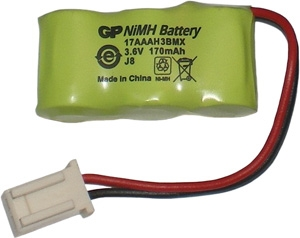 Placom Replacement NiMH Battery PL-BAT
