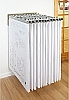 "Premium Brand Blueprint Pivot Wall Rack Bundle with a Dozen 42"" Clamps WR1242 ES2859"