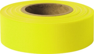 Presco Matte Solid Color Roll Flagging (Dozen Rolls) ES4186
