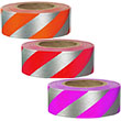 Presco Day/Night Visibility Roll Flagging (Dozen Rolls - 3 Colors Available) ES4194