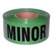 Presco Triage Barricade Tape (8 Rolls - 4 Models Available) ES4564