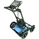 Radiodetection RD1100 Ground Penetrating Radar ET11210