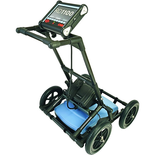 Radiodetection RD1100 Ground Penetrating Radar