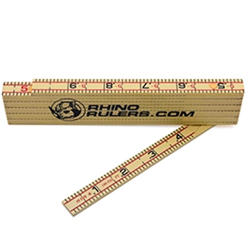 Rhino Rulers Folding Engineer's Ruler