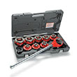 Ridgid 12-R Exposed Ratchet Threader Set - 632-36505 ES9413