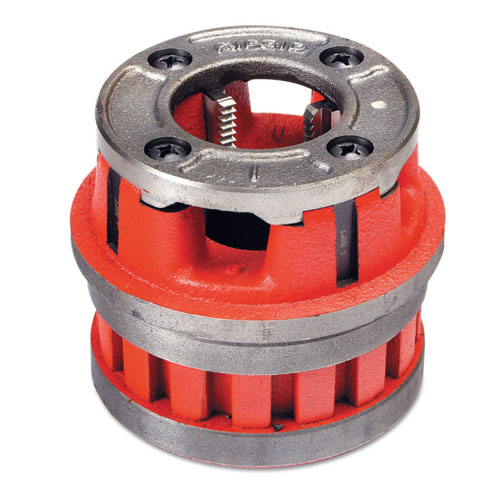 Ridgid 12-R 1-1/4 Alloy Hand Threader Die Head - 632-37405