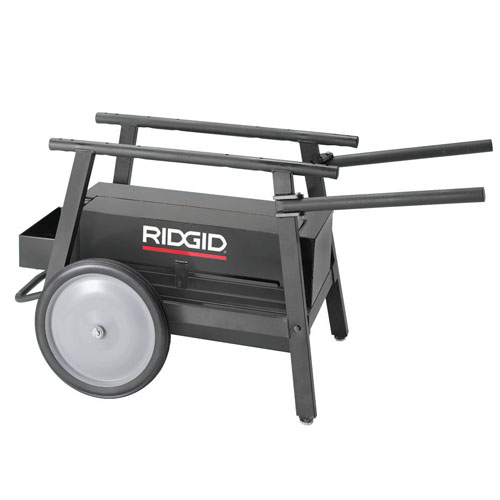 Ridgid 200A Universal Wheel and Cabinet Threader Stand - 632-92467