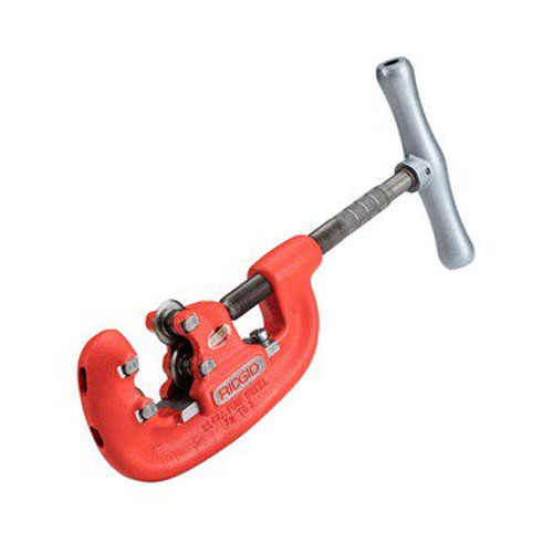 Ridgid 42-A 4-Wheel Pipe Cutter for Steel Pipe - 632-32870