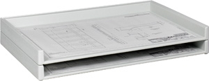 Safco Giant Stack Tray for 24 x 36 Documents 4897