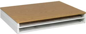 "Safco Giant Stack Tray for 30"" x 42"" Documents 4899"