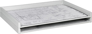 Safco Giant Stack Tray for 30 x 42 Documents 4899