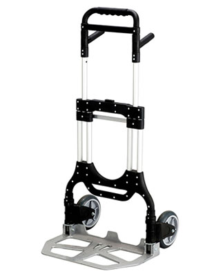 Safco Stow Away Collapsible Heavy-Duty Hand Truck 4055NC