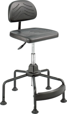 Safco TaskMaster Economy Industrial Chair 5117 ES3185