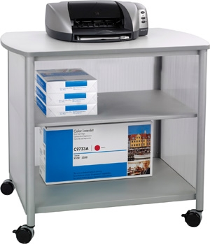 Safco Impromptu Deluxe Machine Stand 1858GR ES3267