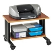Safco Muv Two Level Adjustable Printer Stand