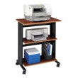 Safco Muv Three Level Adjustable Printer Stand (2 Colors Available) ES3274