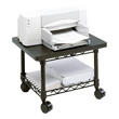 Safco Under-Desk Printer/Fax Stand (2 Colors Available) ES3333