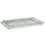"Safco 36"" x 18"" Industrial Extra Shelf Pack - Metallic Gray - 5287GR ES3361"