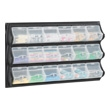 Safco 18 Pocket Panel Bins (2 Colors Available) ES3435