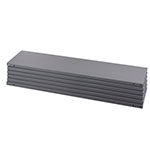 Safco 36 x 12 Industrial 6 Shelf Pack - 6250 ES3437
