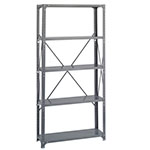 Safco 36 x 12 Commercial 5 Shelf Kit - 6265 ES3444