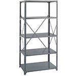 Safco 36 x 24 Commercial 5 Shelf Kit - 6267 ES3446