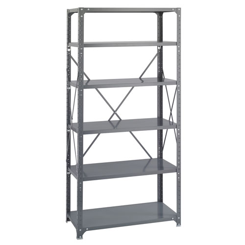 Safco 36 x 18 Commercial 6 Shelf Kit - 6269