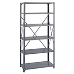 Safco 36 x 18 Commercial 6 Shelf Kit - 6269 ES3448