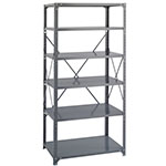 Safco 36 x 24 Commercial 6 Shelf Kit - 6270 ES3449