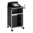 Safco Scoot Multi-Purpose Lectern 8922BL (Black) ES3499