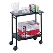 Safco Folding Office Cart 8965BL (Black) ES3523