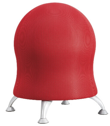 Safco Zenergy Ball Chair 4750 (Three Colors Available) ES4702