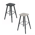 Safco AlphaBetter Adjustable Height Student Stool (2 Colors Available) ES6062