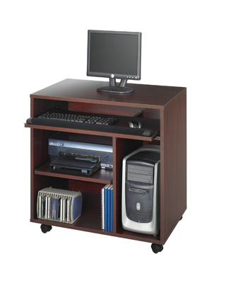 Safco Ready-to-Use Computer Desk - 1901MH