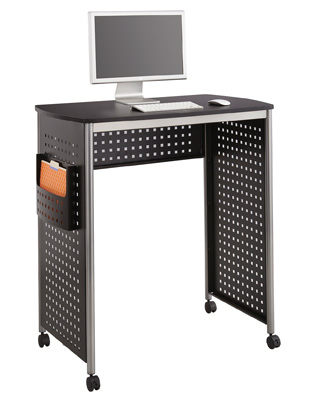 Safco Scoot Stand-up Desk Item - 1908BL
