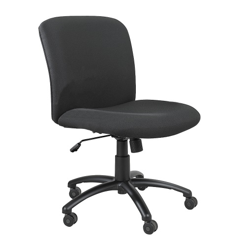 Safco Uber Big and Tall Mid Back Chair ES6090