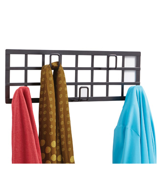 Safco-Grid-Coat-Rack-4663BL