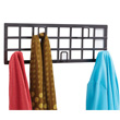 Safco Grid Coat Rack - 4663BL ES6097