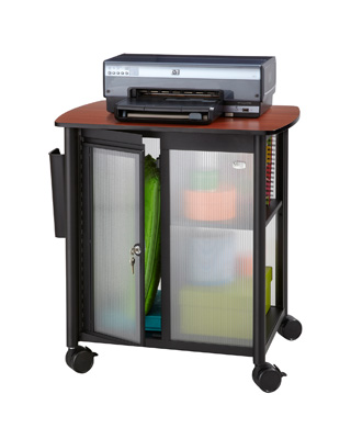 Safco Impromptu Personal Mobile Storage Center ES6100