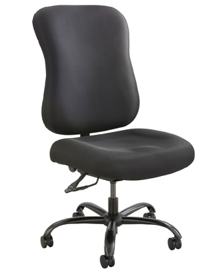 Safco Optimus 400lb Capacity Big and Tall Desk Chair (4 Colors Available) ES6109