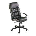 Safco Serenity High Back Executive Chair 3470BL (Black) ES717