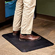 Safco 2110BL - Movable Anti-Fatigue Mat ES7869