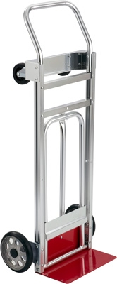 Safco 3-Way Convertible Hand Truck 4074