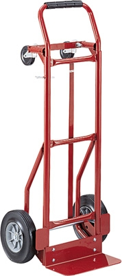 Safco Convertible Standard-Duty Hand Truck 4087R