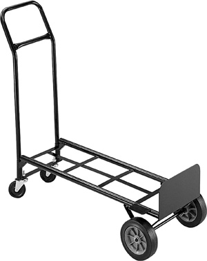 Safco Tuff Truck Convertible Hand Truck 4070