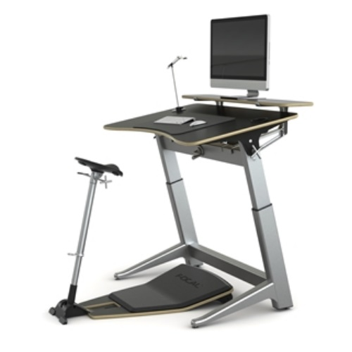 Safco Focal Locus 6 Standing Desk Pro Bundle (4 Colors Available)