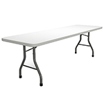 "Safco Event Series 30""x96"" Rectangular Folding Table, 29""H - 773096DGWT ET11319"