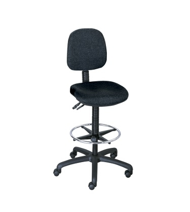 Safco Highland Extended-Height Chair 3440BL ES3114