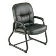 Safco Serenity Guest Chair 3473BL (Black) ES3156